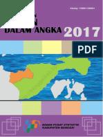 1_Kecamatan Nuhon Dalam Angka 2017