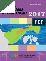 5_Kecamatan Pagimana Dalam Angka 2017