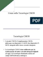 Elettronica, Tecnologia CMOS - slides su cenni alla tecnologia CMOS