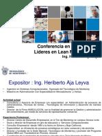 3.2Conferencia en Formación de Lideres (1)