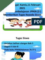 Power Point Ppkn(3 ) 11 Februari 2021