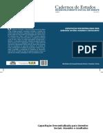 Capaciatação I - 2007 - Desenhos e Resultados