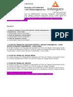 Relatório Plano de Trabalho de Estágio Pedagogia - Reformulação Devido à Pandemia Covid-19