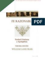 Fe Razonable – William Lane Craig.pdf.pdf · versión 1