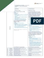 Anexo III - Parâmetros Científicos e Pedagógicos, Indicadores e Níveis de Desempenho