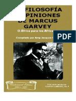 Filosofia y Opinioines de Marcus Gavey