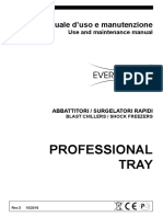 Abbattitori Professional Tray
