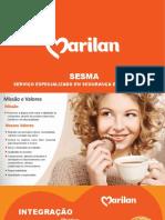 Integração Prestadores de Serviços - Novo Template Marilan_2020