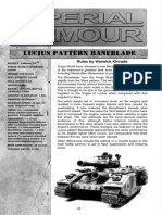 WarHammer 40K [Codex] Baneblade