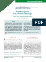 4. SP en Los Serviciso de Estomatologia