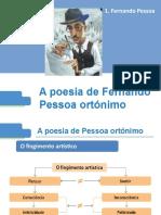 A Poesia de Fernando Pessoa Ortónimo