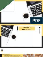 PPT Anggaran Perusahaan Jasa
