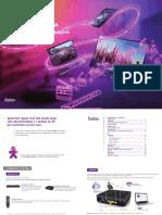 Manual Fibra Tv Internet Setembro