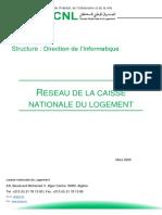 Réseau de La Caisse Nationale Du Logement 2020