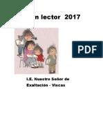 Plan lector  2017 VISCAS