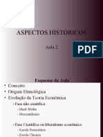ASPECTOS HISTORICOS