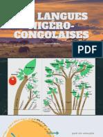 Les Langues Nigéro-congolaises