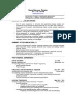 Raydel Lorenzo_Resume 012020-Companies