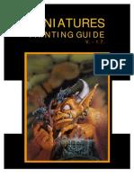 Games Workshop - Citadel Miniatures Painting Guide v1.7 Netbook