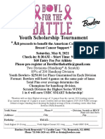 Bowl for the Battle Flyer (1)