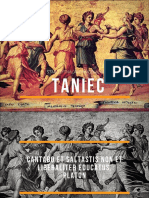 Taniec - historia i początki