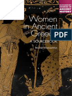 (Bloomsbury Sources in Ancient History) Bonnie MacLachlan-Women in Ancient Greece_ A Sourcebook-Bloomsbury Academic (2012)