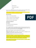 Revisão artigos CP