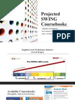 Projected Swing Coursebook_Pre-Intermediate (Beginner High~Intermediate High)