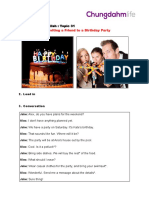2 CDL Situational English Lessons 31-60