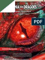 D&D 5E - Tirania Dos Dragões 2.0 - Volume Único - Biblioteca Do Duque