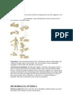 HEMORRAGIA E PRIORIDADES DE ATENDIMENTO
