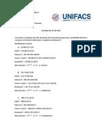 4 - Atividade Cálculo de IP