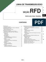 RFD Transmision Trasera, Diferencial II