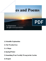 Images and Poems