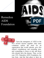 Remedios AIDS Foundation