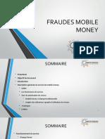 Annexe 4 Fraudes Mobile Money