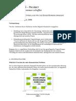 2006.02 Das Taxos-Projekt Arbeit Und Einkommen Schaffen