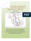 Thayer Five Power Defence Arrangements Exercise Program
