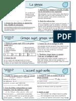 Exercices de Grammaire CE2 s
