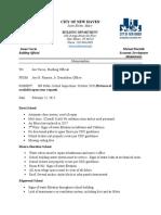NHPS Covid Inspections, New Haven Schools