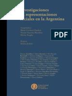 Investigaciones en representaciones sociales en la Argentina