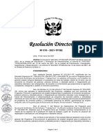 RD 016-2021-TP-DE