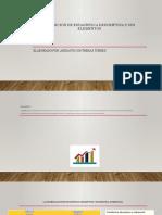 Definición de Estadística Descriptiva y sus elementos