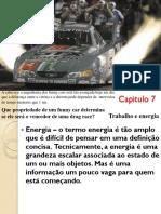 07 Energia Cinetica e Trabalho