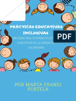 Guía de inclusión para turores de aula definitiva
