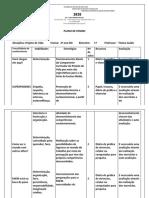 Plano de Ensino 2020 - 7 ano EF 2