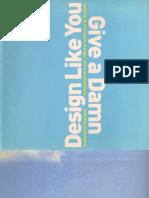 Design Like You Give a Damn