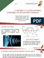 ESTUDIO DEL SONIDO Y LA ONDA SONORA
