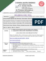 Taller 2- Terminos Informáticos
