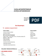 Antihipertensive. Antianginoase 2020